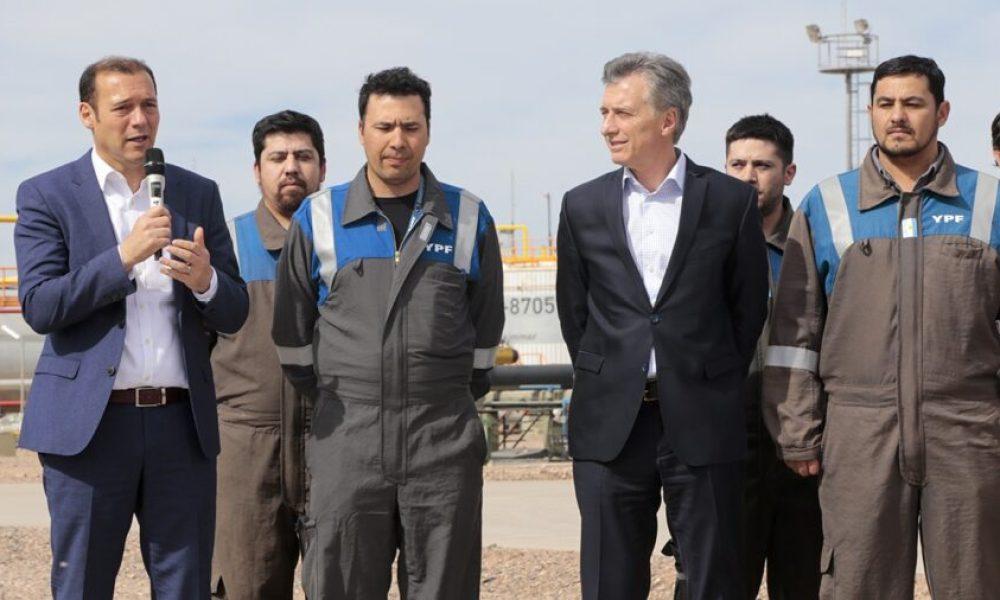 Omar Gutiérrez se opone al congelamiento de combustibles decretado por Macri