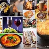 Un recorrido Gastronomico de Chile / Parcours gastronomique du Chili