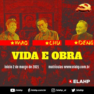 Mao, Chu e Deng: vida e obra