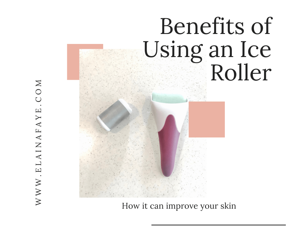 Calm skin, reduces redness, and prevent wrinkles of the face and eyes with the at-home ice roller.