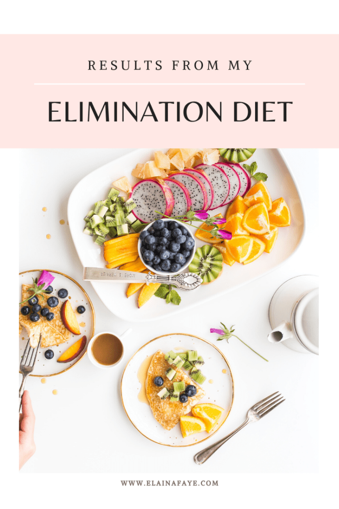 The health benefits of doing an elimination diet