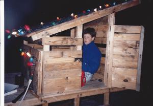 adam fort age 9