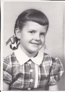 elaine age 5