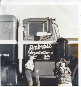 ambrose truck elaine tom