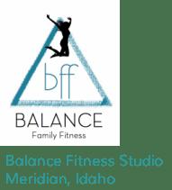 balance family fitness logo