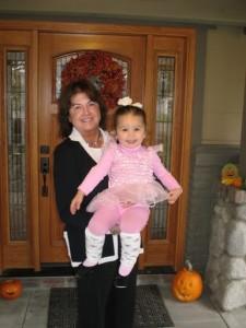 elaine luciya halloween 2009