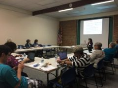 Author Workshop at Annapolis Regional Library
