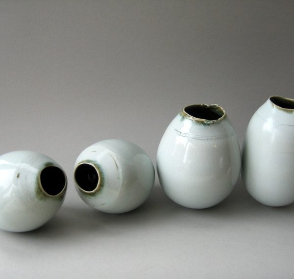 Elaine Bolt, 'Dwelling' vessel group