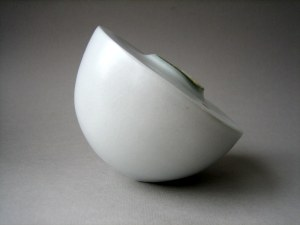 Elaine Bolt, 'Within' vessel - side