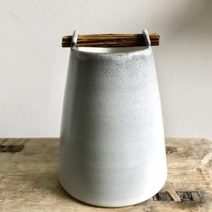 Willow Stone Vessel by Elaine Bolt