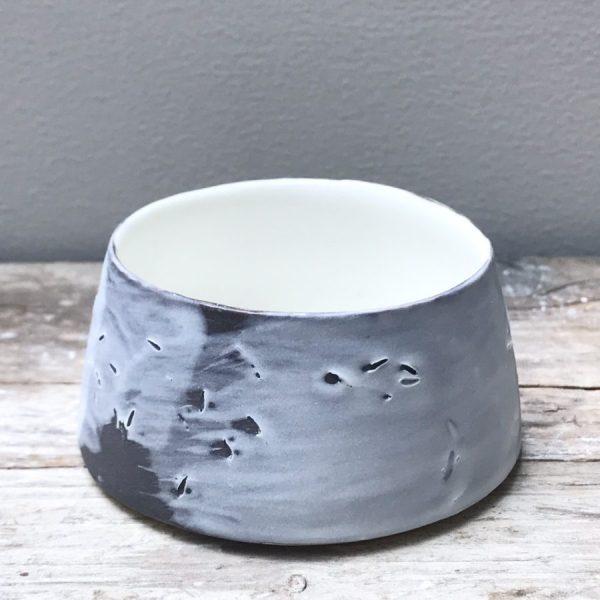 Elaine Bolt - Seed Slip vessel (dish) September 14