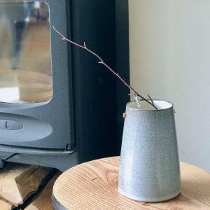 Elaine Bolt Woodland Stone lavender twig