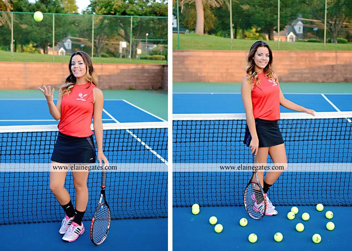 CV Highschool Senior Portrait Photographer Tennis Chloe