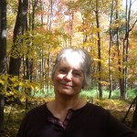 Elaine in the Woods