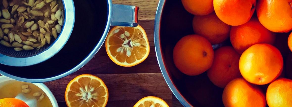marmalade time