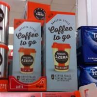 Home made take away coffee?
