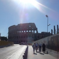 Weekly photo challenge: curves at the Colosseum
