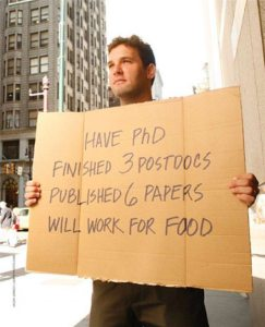 Ask him if you should go to grad school.