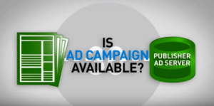 3. The tracker sends information from the DMP to an ad server, requesting an ad that matches your profile.