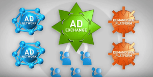 6. The bidders are advertisers and agencies that come through a demand-side platform (DSP). Ad networks and high-frequency traders also participate in the exchange.