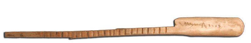 Tally stick 2