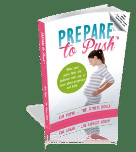Prepare to Push Book