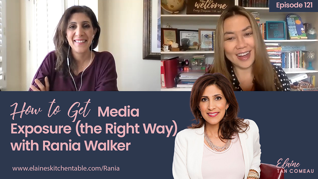 How to get media exposure with Rania Walker