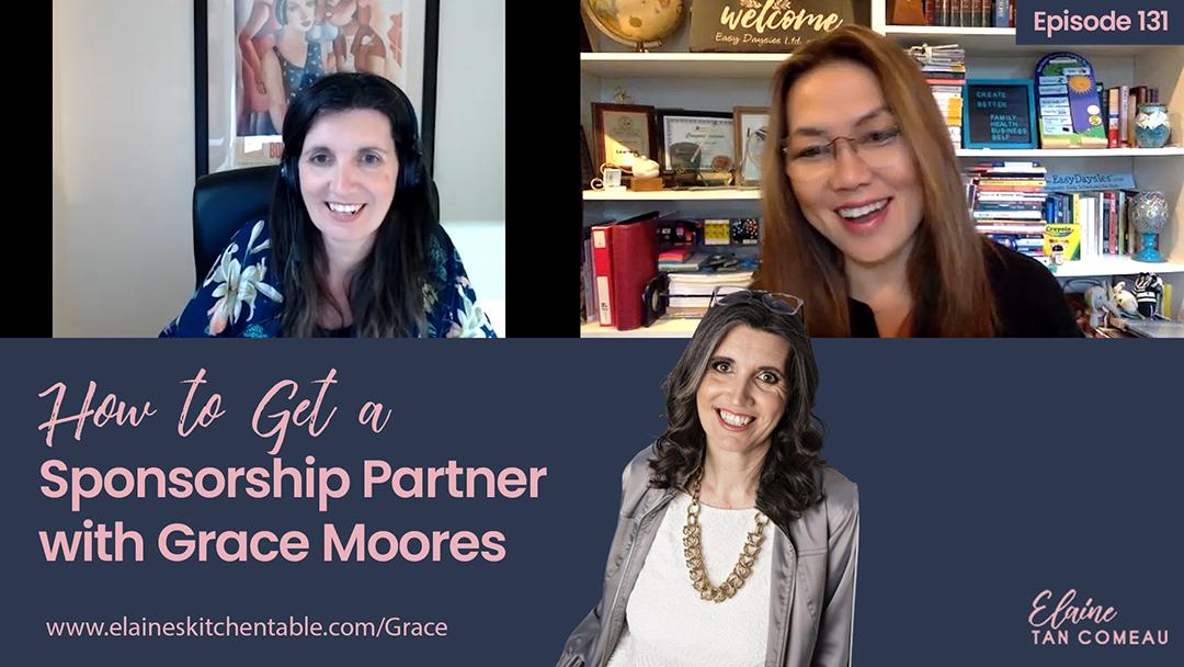 Grace Moores Jolly Bark Elaine's Kitchen Table
