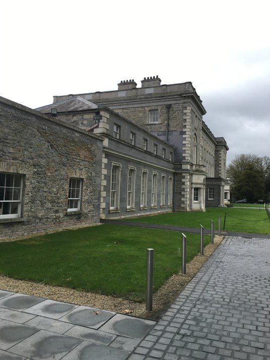 Post Christmas Break at Carton House
