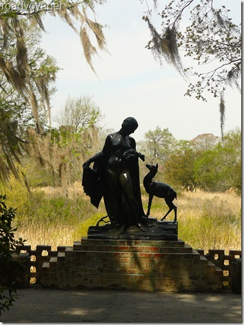 Huntington Beach, Brookgreen Gardens and the Atalaya (2/6)