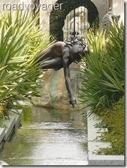 Huntington Beach, Brookgreen Gardens and the Atalaya (5/6)
