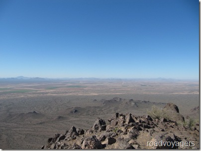 Peaks and pools. Picacho Peak and Catalina State Parks AZ (6/6)