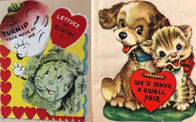 Be My (Vintage) Valentine