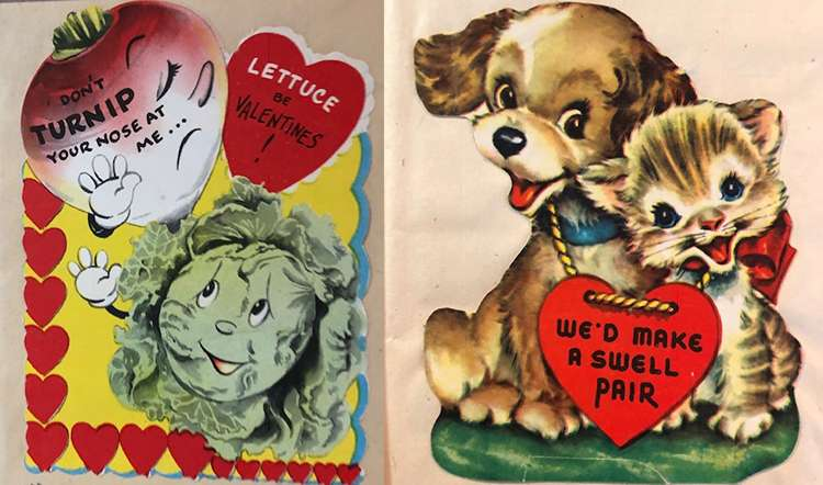 Be My (Vintage) Valentine