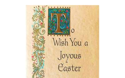 Easter Blessings: Faith, Family and Fun