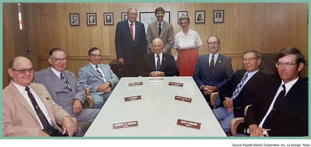 Fayette Electric Cooperative Board