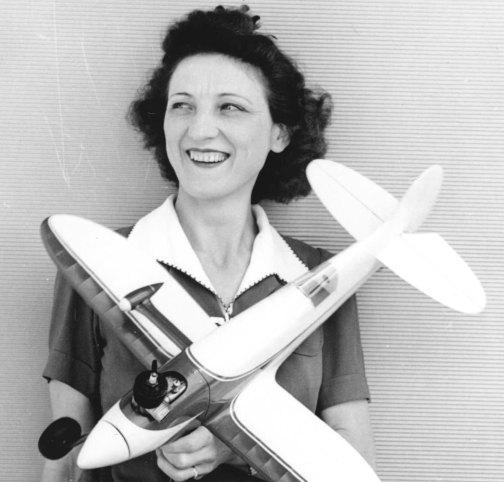 model airplane 3
