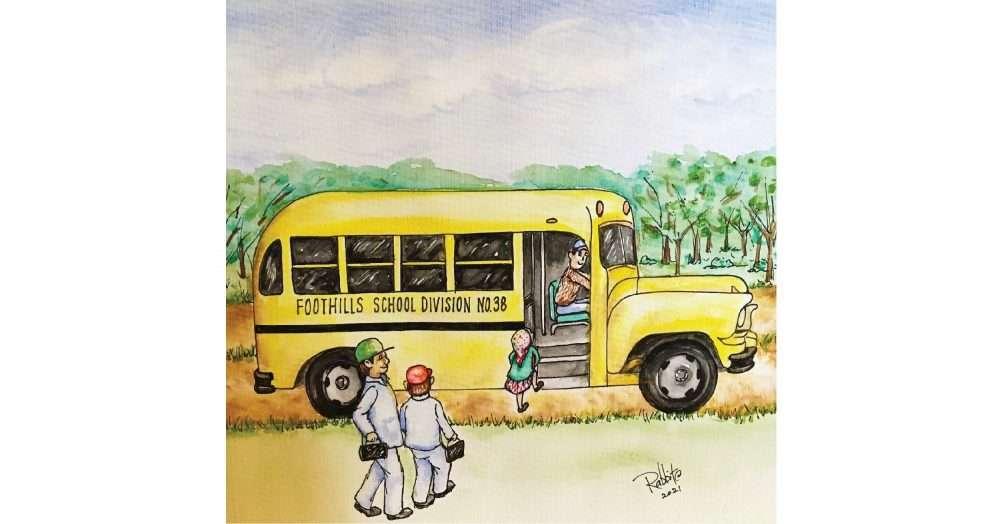 Peter Macklin's Backroads School Bus Saga