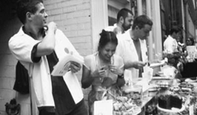 bake sale-laughing