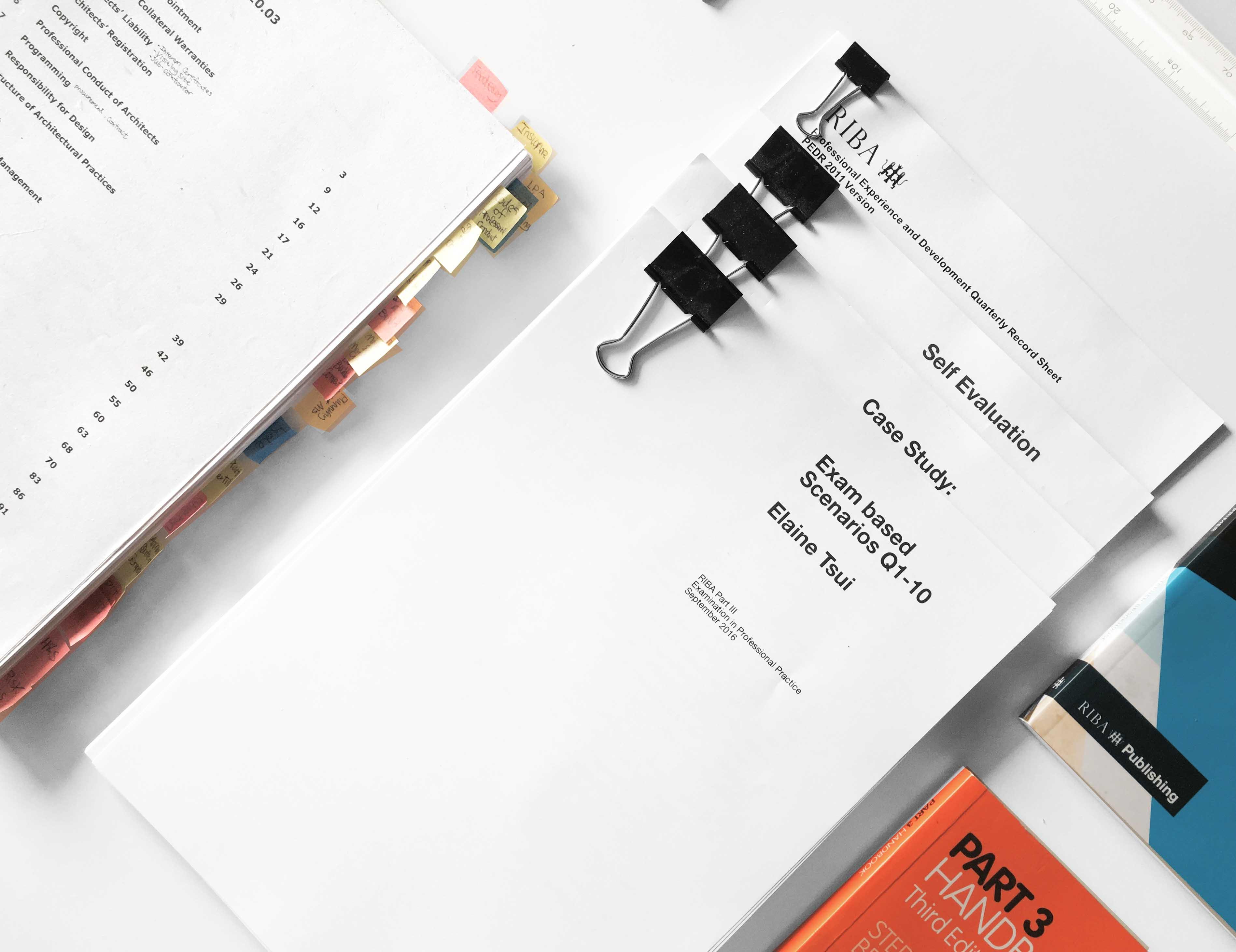 Elaine Tsui - Becoming an Architect   My RIBA Part 3 Exam