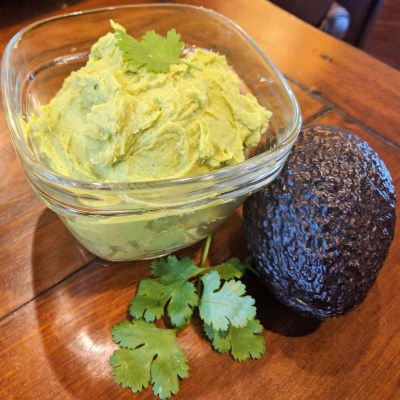 Snack Plans: Avocado Hummus To Go