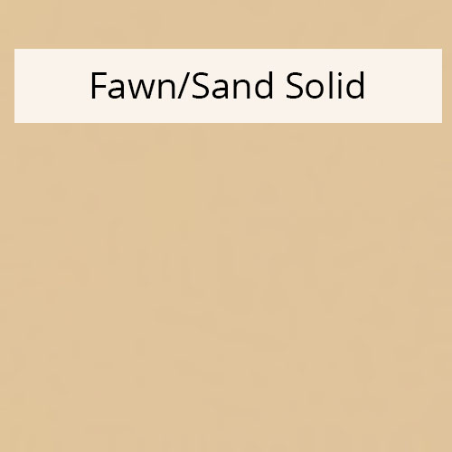 Fawn/Sand Solid