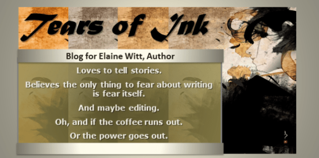 Tears of Ink Blog Cover