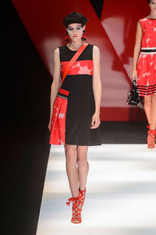 Colecția lui Giorgio Armani prezentată la Paris Fashion Week 2018 11