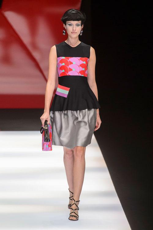 Colecția lui Giorgio Armani prezentată la Paris Fashion Week 2018 18