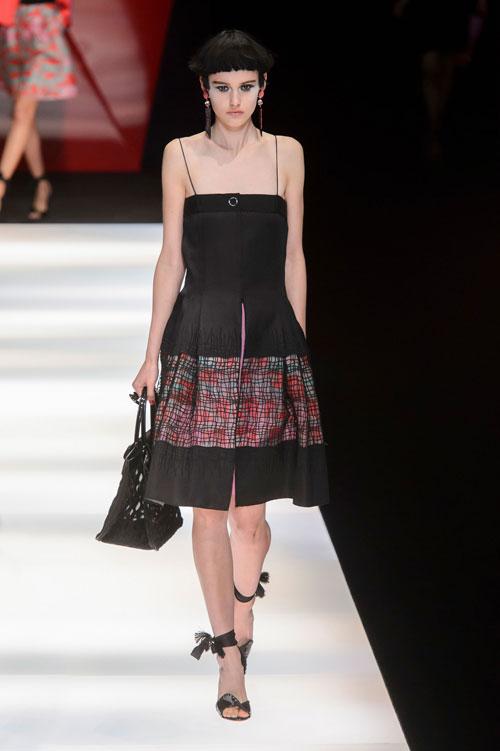 Colecția lui Giorgio Armani prezentată la Paris Fashion Week 2018 23