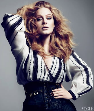 Adele--in-ie-romaneasca-in-Vogue
