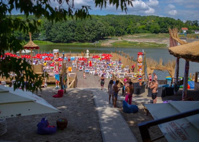 """Tiki Village""""Veneţia"""" României- GALERIE FOTO 6"""