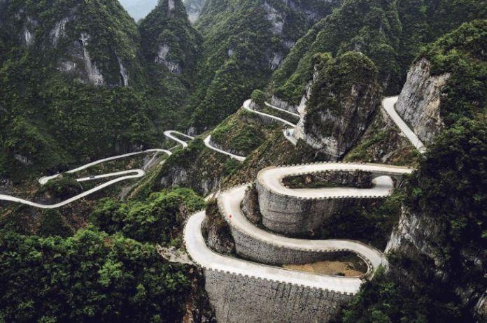 15 dintre cele mai periculoase drumuri din lume 10