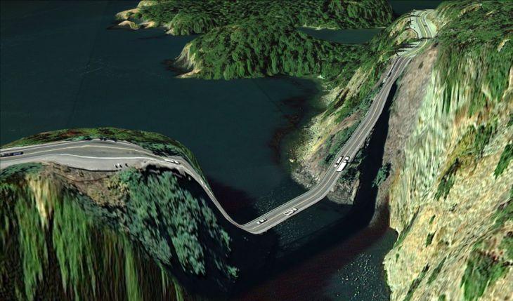 Cele mai periculoase 16 drumuri din lume 3